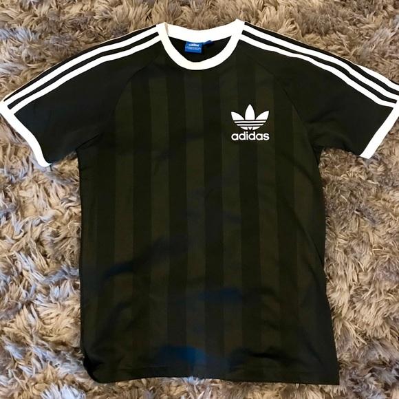 Men's adidas retro soccer jersey